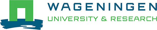Wageningen University & Research Logo. It is a partner of the project contracts2.0.