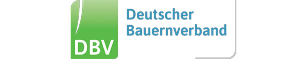 DBV Deutscher Bauernverband Logo. It is a partner of the project contracts2.0.