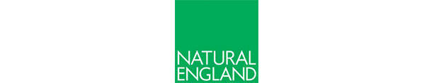 Natural England Logo. It is a partner of the project contracts2.0.