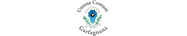 Unione Comuni Garfagnana Logo. It is a partner of the project contracts2.0.