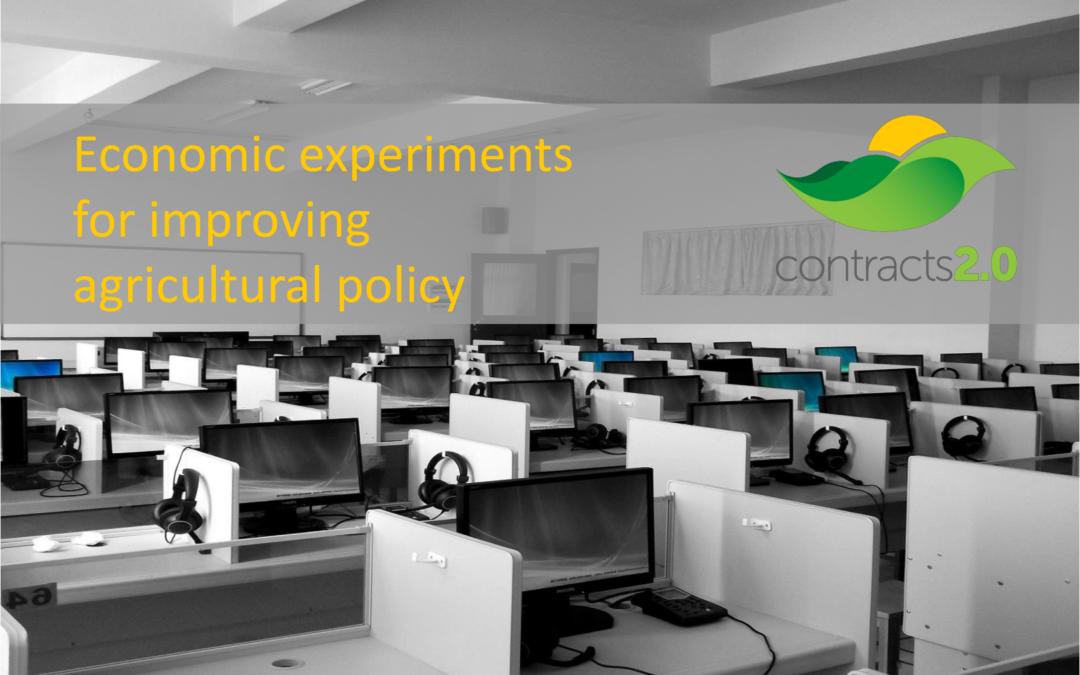 Computer laboratory for economic experiments